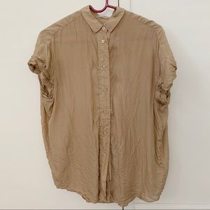 ACNE — Sun Silk Blouse